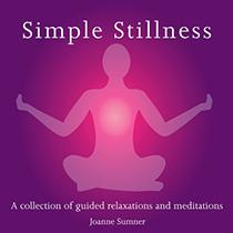 Simple Stillness Meditation Audio by Joanne Sumner