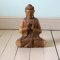 Meditation at Joanne Sumner