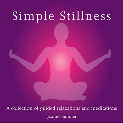 Simple Stillness audio meditations by Joanne Sumner