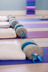 Yoga at Joanne Sumner