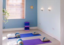 Yoga at the Joanne Sumner Wellbeing Studio