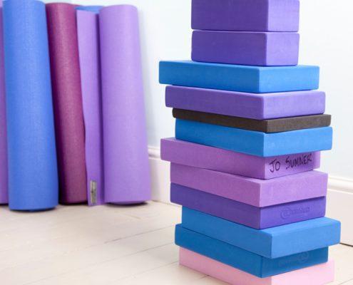 Yoga at Joanne Sumner Wellbeing