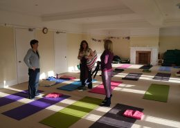 New Year Retreat at Joanne Sumner Wellbeingg Studio