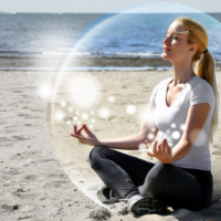 how to feel more confident with meditation