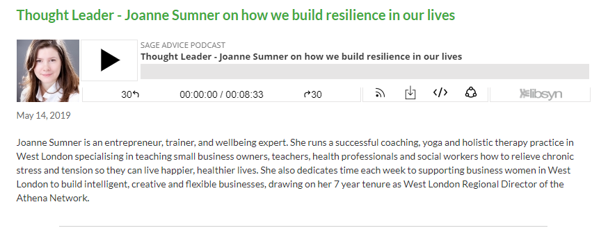 how we build resilience in our lives