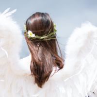 Wings of loving kindness