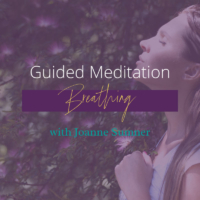 Breathing Guided Meditation by Joanne Sumner