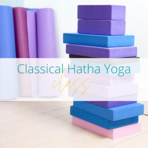 Classical Hatha Yoga at Joanne Sumner Wellbeing