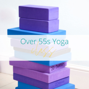 Over 55s Yoga at Joanne Sumner Wellbeing