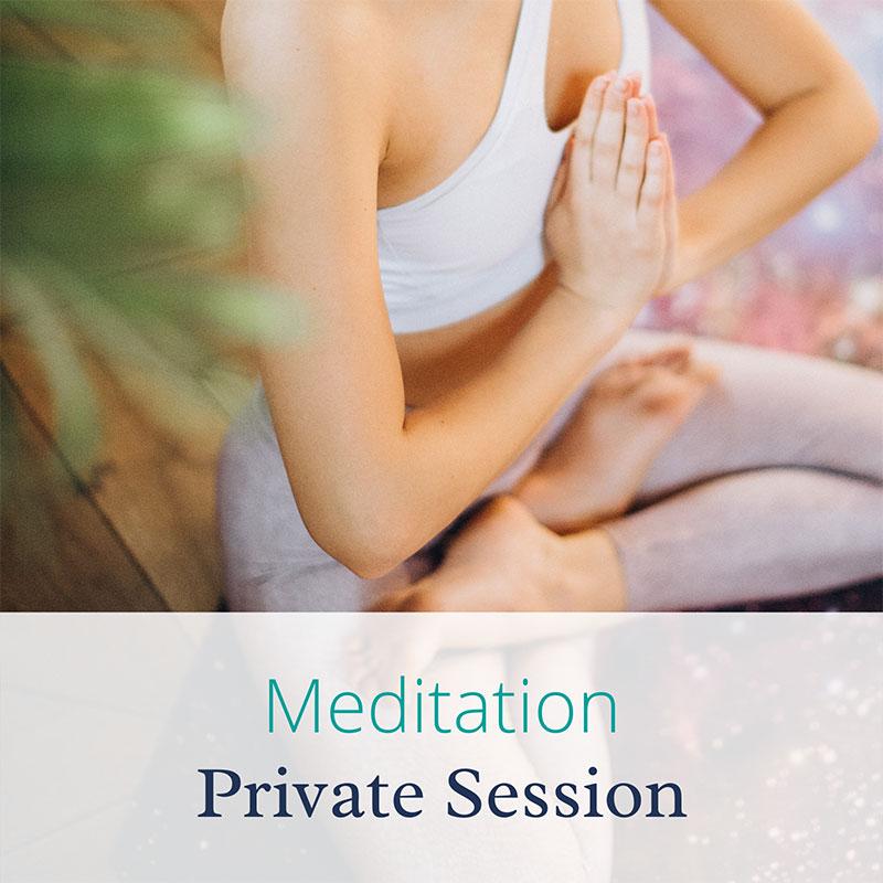 Meditation Private Session at Joanne Sumner Wellbeing