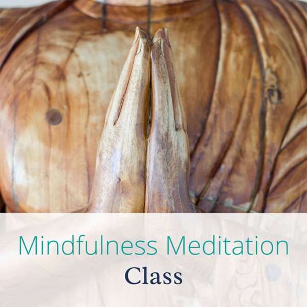 Mindfulness Meditation Class at Joanne Sumner Wellbeing