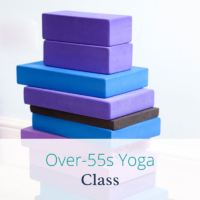 Over 55s Yoga Class at Joanne Sumner Wellbeing