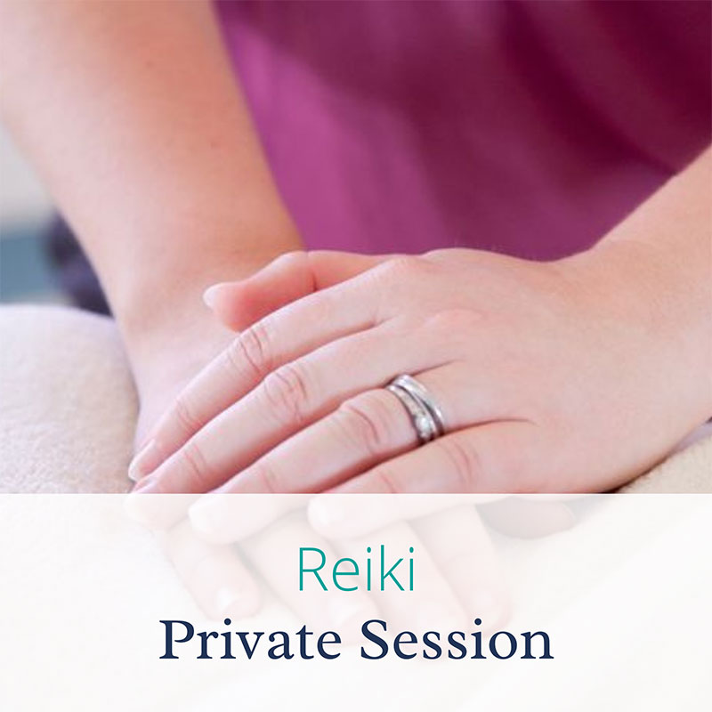 Reiki Private Session at Joanne Sumner Wellbeing