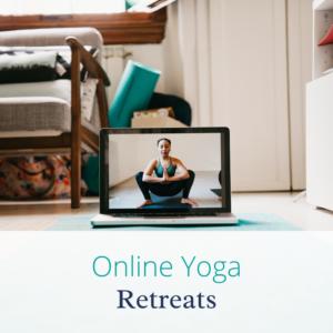 Online yoga retreats at Joanne Sumner Wellbeing